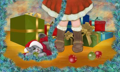 E' Natale! Vuoi giocare con me?