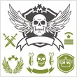 Special unit military patches - 74187585