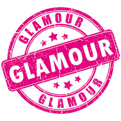 Glamour stamp