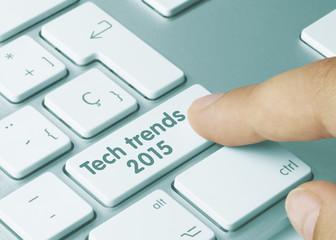 tech trends 2015