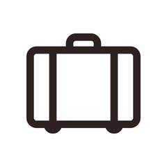 Suitcase - travel icon