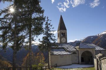 Chiesa di Elva