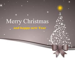 Baum Sterne Weihnachten Silvester