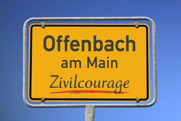 Offenbach am Main Zivilcourage