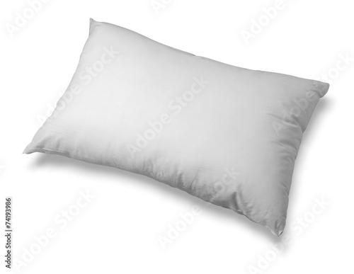 white pillow - 74193986