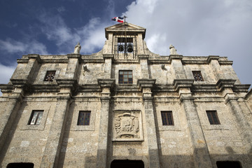 Old building in Santo Domingo Dominican Republic