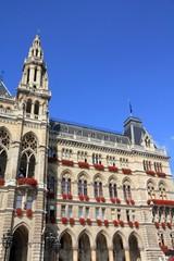 Vienna City Hall in Austria