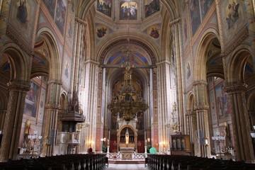Vienna landmark - Altlerchenfelder Kirche