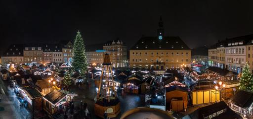 Annaberger Weihnachtsmarkt 2014