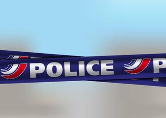 POLICE - Scène de crime