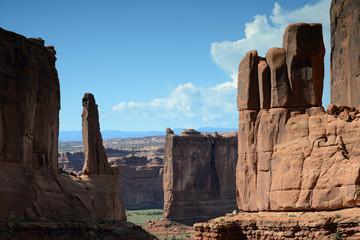 rocher à monument valley