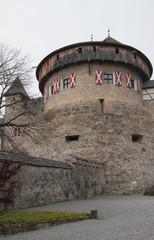 Princely castle. Vaduz, Liechtenstein