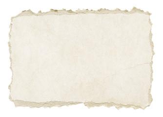 Grey torn grunge paper texture
