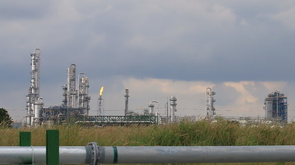 Oil Industry , Refinery plant