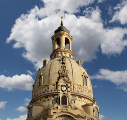 Dresden Frauenkirche ( literally Church of Our Lady)