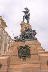 Statue of Antonio José de Sucre