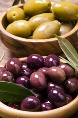 olive italiane selezionate