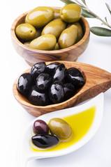 olive assortite
