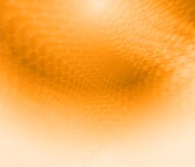 ornate background Design wave gold
