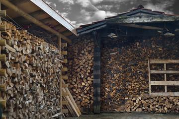 legnai di montagna