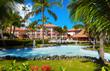 Leinwanddruck Bild - Tropical resort.