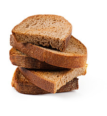 toasted wholemeal bread