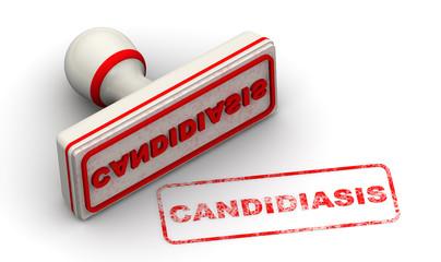 Кандидоз (candidiasis). Печать и оттиск