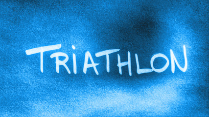 Triathlon - Swim, Bike, Run
