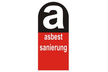 Asbest Sanierung...