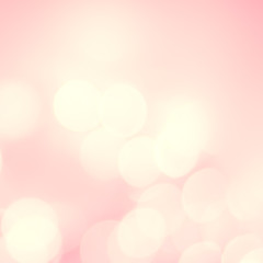 Festive Christmas background. Abstract night twinkled bright bac