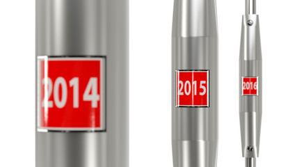 Next stop year 2015