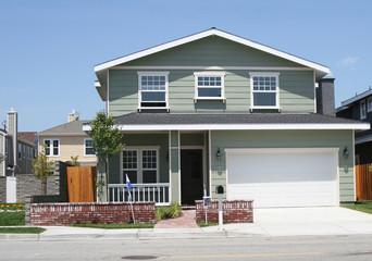 New 2 Story Single Family Home