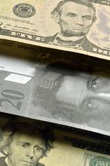 United States dollar Schweizer Franken