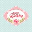 Obrazy na płótnie, fototapety, zdjęcia, fotoobrazy drukowane : birthday design