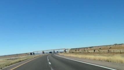 Interstate Highway American West