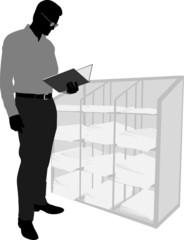 Book and Newspaper