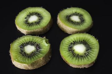Pattern of kiwi