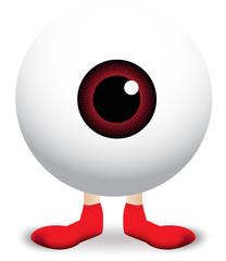 eye leg