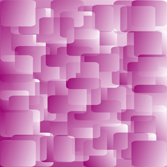 Abstract purple rounded square background eps10