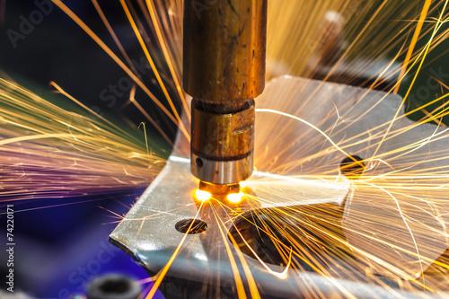 Welding steel spot - 74220171