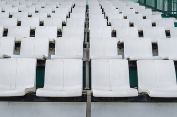 old chair Temporary stadium
