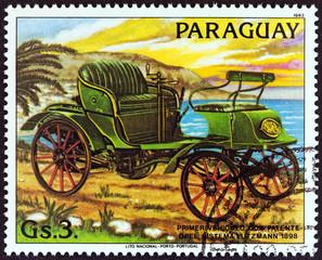 Opel Lutzmann of 1898 (Paraguay 1983)