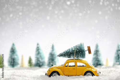 Christmas card - 74221534