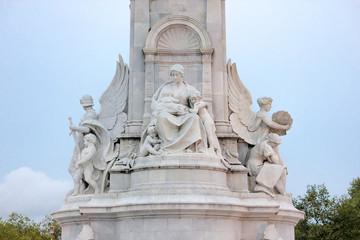 London - Victory memorial - detail