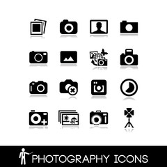 Photo icons set 1