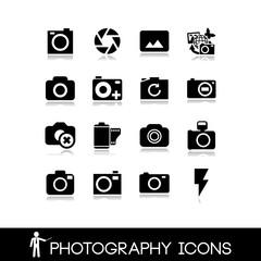 Photo icons set 5