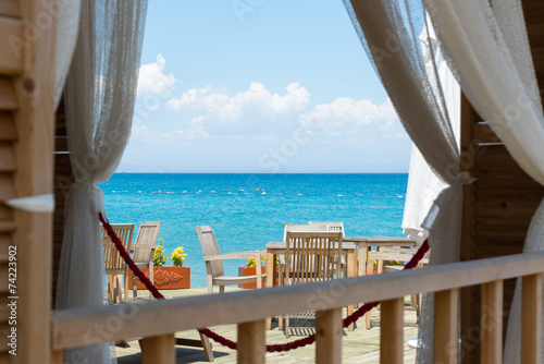view  the sea from window of House - 74223902