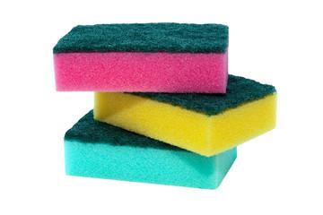 Sponge Scourer Pads