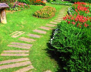 Ornamental Public Gardens