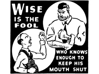 Wise Is The Fool